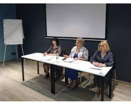 В офісі центру підтримки підприємницької діяльності «Дія. Бізнес» відбувся семінар