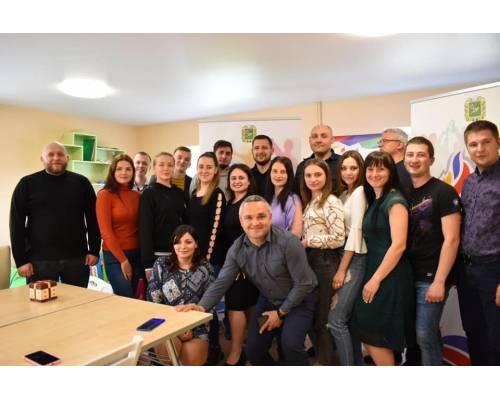 Представники молоді Люботинської громади активно беруть участь у молодіжному русі Харківської області!