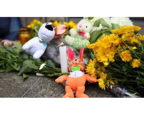 04 червня – День вшанування пам'яті дітей, які загинули внаслідок збройної агресії Російської Федерації проти України