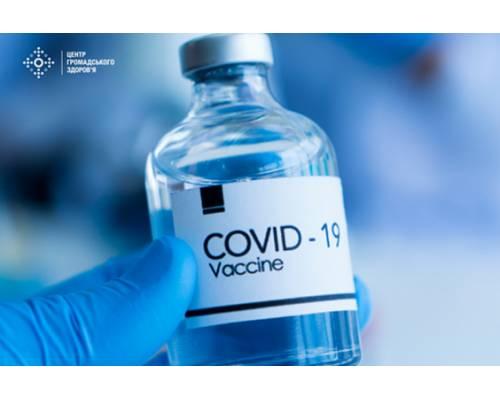COVID-вакциновані двома дозами українці можуть отримати Міжнародне свідоцтво про вакцинацію