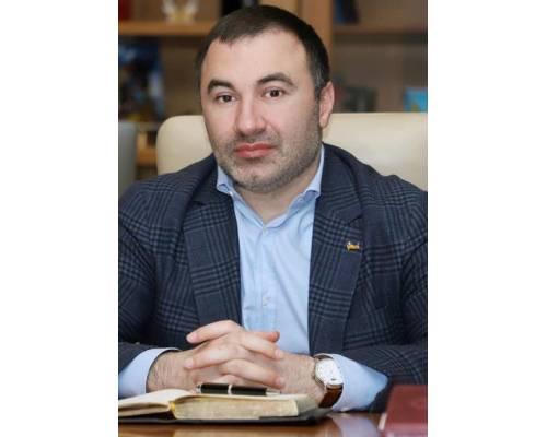 Привітання голови Харківської  обласної ради Артура ТОВМАСЯНА