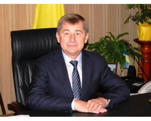 Люботинська міська громада вітає голову Харківської районної ради Володимира Кацубу