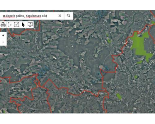 Відкрито доступ до інформаційних даних про межі територіальних громад