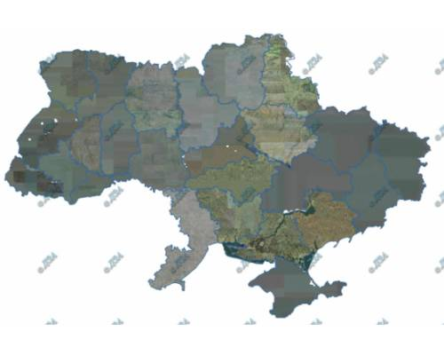 Межі громад з'явилися на Публічній кадастровій карті