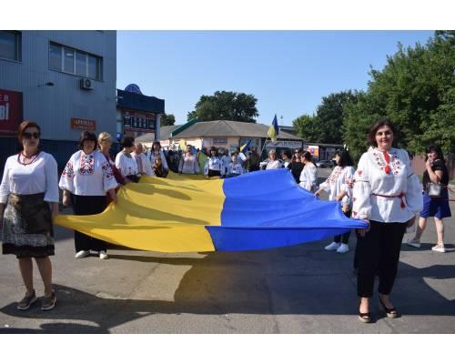 Урочистості з нагоди Дня Прапора та Дня Незалежності України