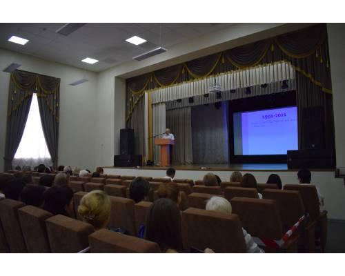 30 серпня у Будинку культури відбулася міська педагогічна конференція