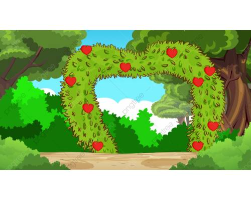На святі до Дня міста на вас чекає незвичайна локація «Арка кохання»