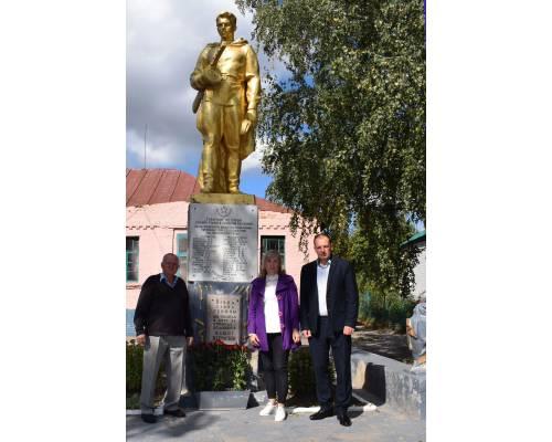 5 вересня - День визволення селища Караван від нацистських загарбників