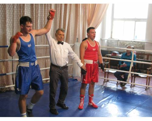 Відбувся 18-й турнір з боксу